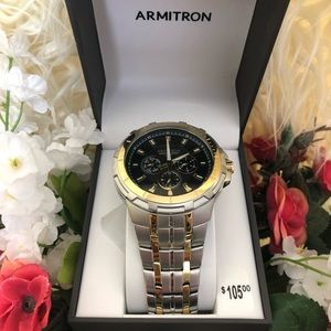 NWT Armitron Men's Watch